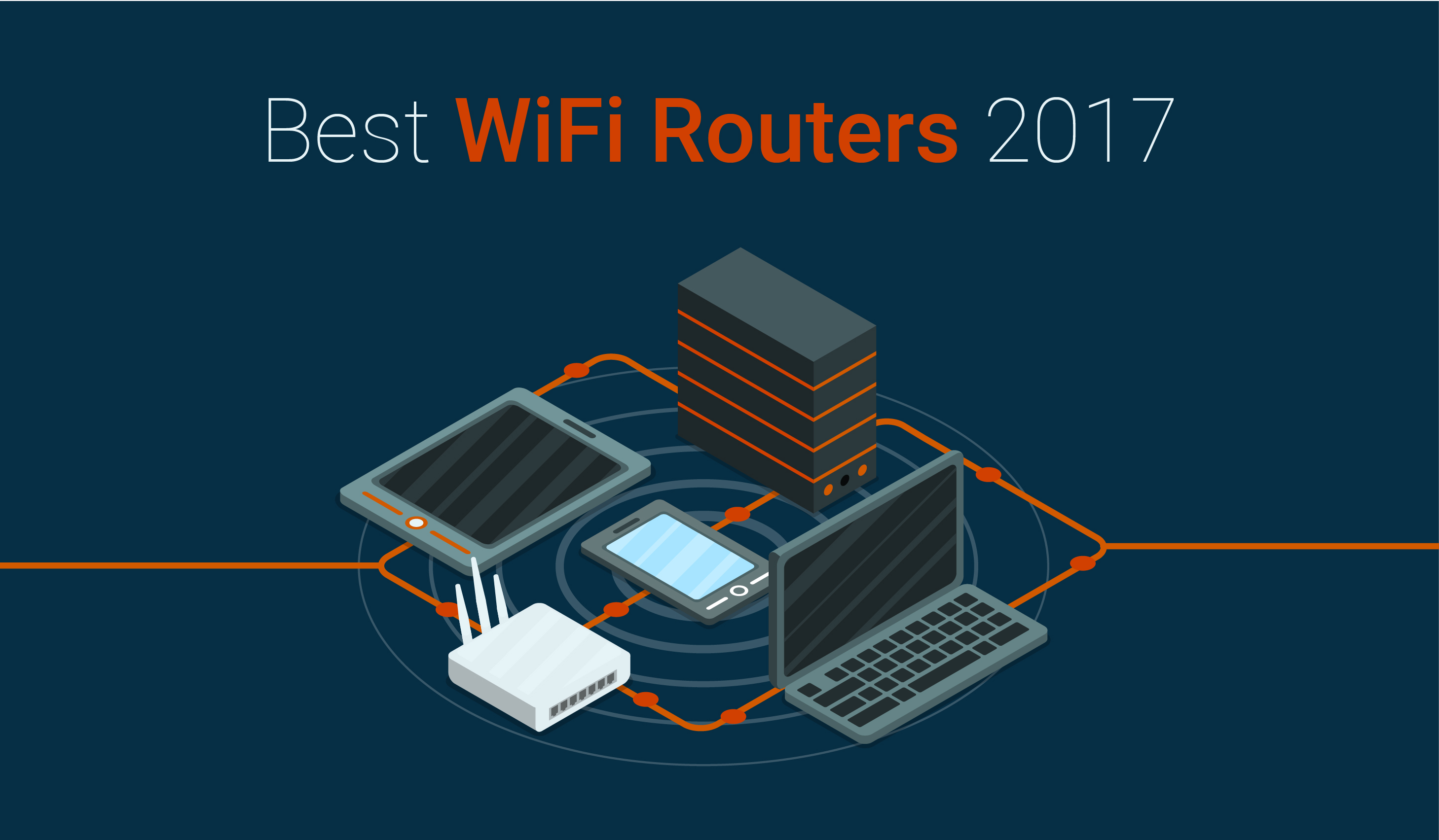 Best WiFi Routers 2017